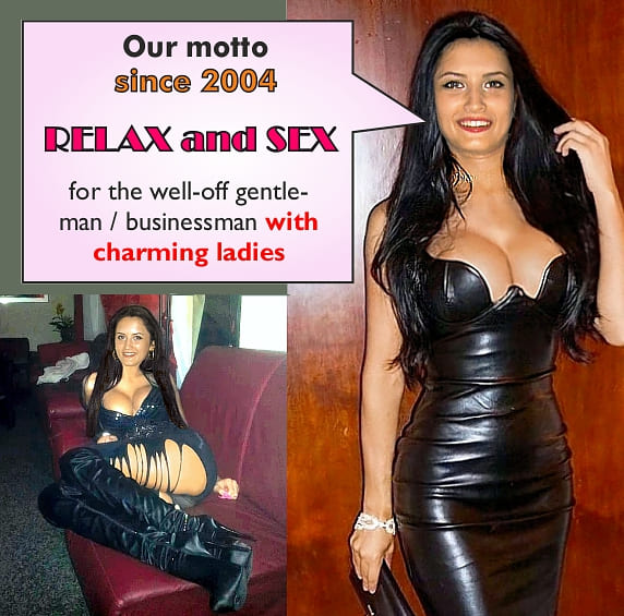 "Our motto: ""Relax"" and Sex"" -- since 2004"